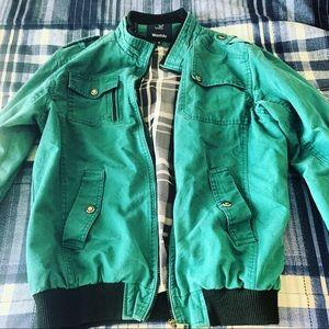 Performance winter jacket